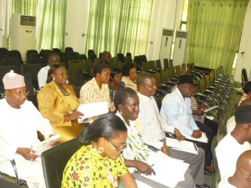 Desk Officers Workshop